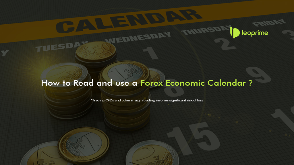 How to Read and Use forex economic calendar